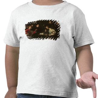 Un concierto, c.1610-20 (aceite en lona) camisetas