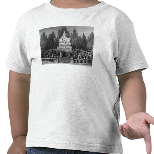 Un concierto camiseta