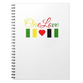 Un cuaderno del amor