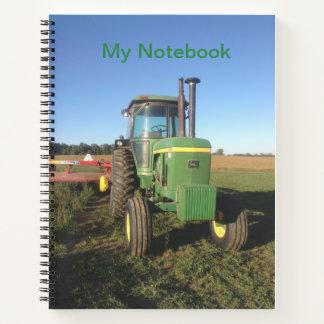 Un cuaderno para un amante del aire libre