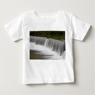 Un descender camiseta de bebé