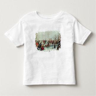 Un día de invierno en el parque de San Jaime Camiseta