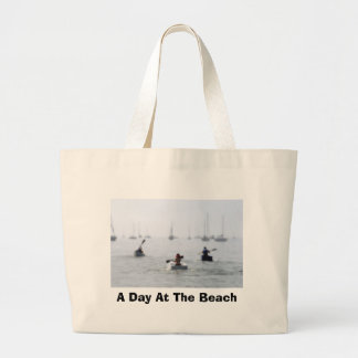 Un día en la playa bolsa