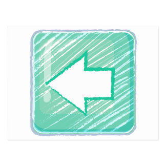 Un dibujo anterior del icono del botón postal