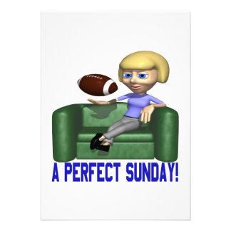 Un domingo perfecto