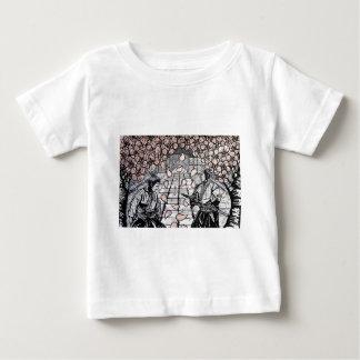 Un drenaje por Carretero L. Shepard Camiseta De Bebé