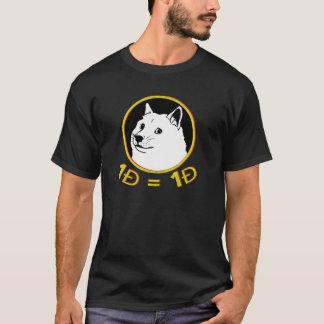 Un dux la = una camiseta de los hombres de