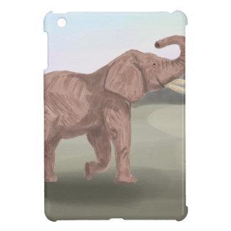 Un elefante de la sabana