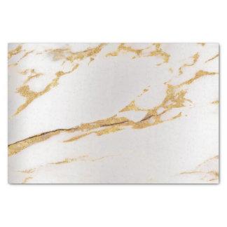 Un extracto metálico de mármol de plata más astuto papel de seda