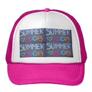 Un gorra del verano