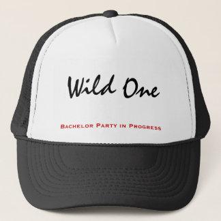 Un gorra salvaje del soltero