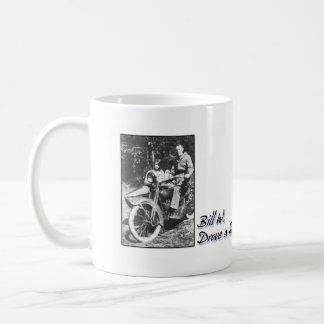 Un Harely de Bill W. Drove Taza De Café