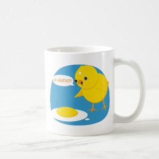 ¡¡un Huevo! Taza De Café