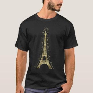 Un inspirado más grande del sueño de la torre camiseta