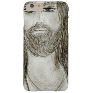 Un Jesús con túnica Funda Barely There iPhone 6 Plus