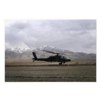 Un lanzamiento de AH-64A Apache Fotografía