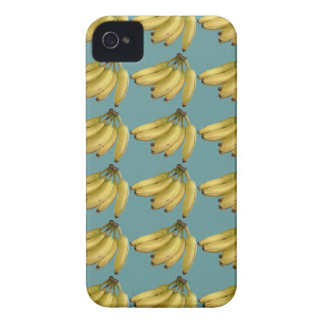 un manojo de plátanos iPhone 4 carcasas
