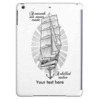 Un mar liso nunca hizo a un marinero experto