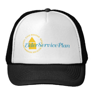 Un más viejo plan del servicio gorras de camionero