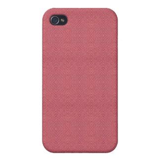 Un modelo coloreado de la forma del diamante iPhone 4 coberturas