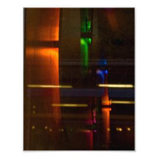 Un momento de color arte con fotos