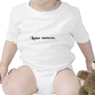 Un monstruo de la naturaleza trajes de bebé