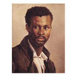 Un negro, 1823-24 postal