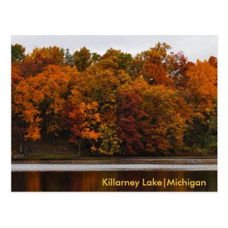 Un otoño de Michigan Postal