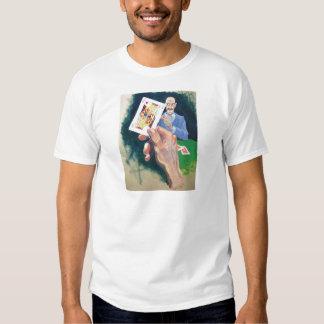 Un qué truco sucio camiseta