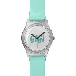 Un reloj para Gigi