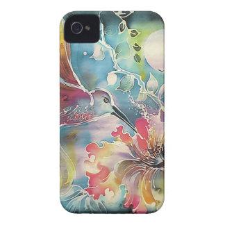 Un solo colibrí Case-Mate iPhone 4 funda