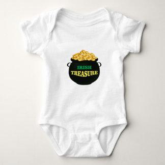 un tesoro más irlandés body para bebé