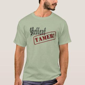 un texto más doméstico del hellcate solamente camiseta