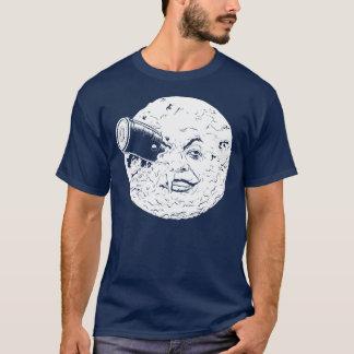 Un viaje a la luna camiseta