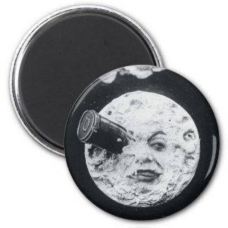 Un viaje al la Lune de los dans de Le Voyage de la Imán Para Frigorifico