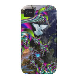 Un World jpg iPhone 4/4S Carcasas