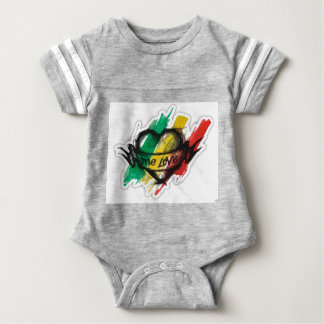 una bandera de la pintada del reggae del rasta del camisetas