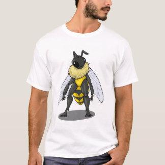 Una camisa amarilla más doméstica de Leka de la