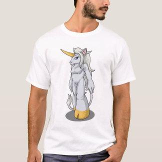 Una camisa blanca más doméstica de Vohol de la