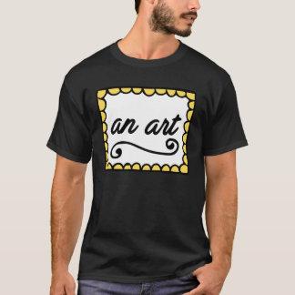 Una camisa de los hombres del arte