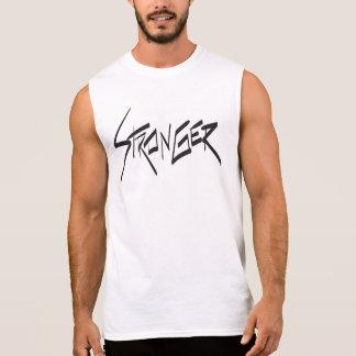 Una camisa sin mangas masculina más fuerte