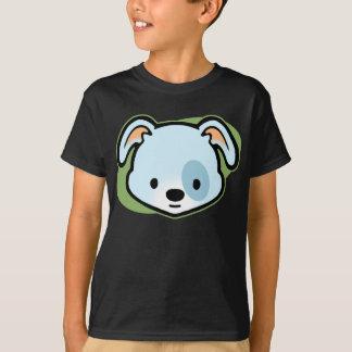 Una camiseta amistosa de la rociada