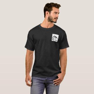 Una camiseta de la pesca de la carpa de la meta