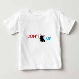 Una camiseta pegadiza de los niños de /slogan de