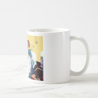 Una casa limpia taza de café