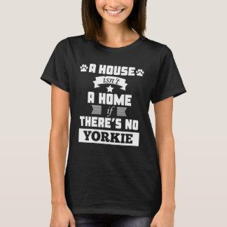 Una casa no es un hogar si no hay camiseta del