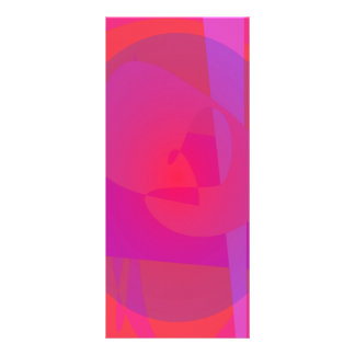 Una célula de color rosa oscuro plantilla de lona