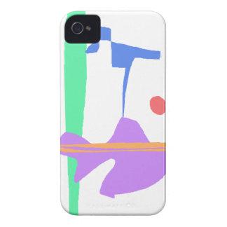 Una cigüeña - usted no es solo carcasa para iPhone 4 de Case-Mate