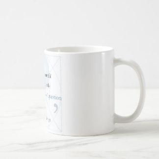 Una cita famosa de una pregunta más hermosa taza de café