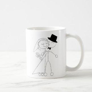 Una danza y un beso taza de café